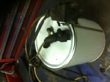 peugeot 205 1.6 phase 1 crank sensor pick up .with lead and multiplug
